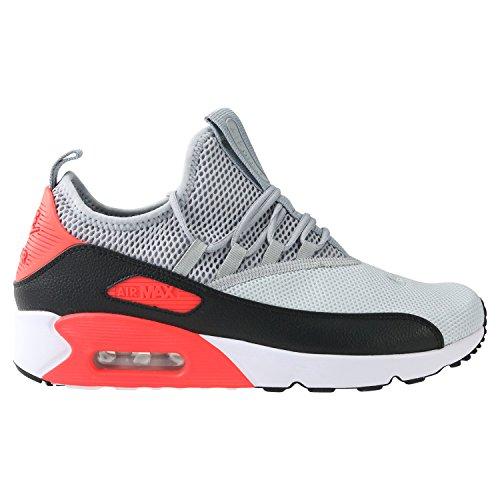 Nike Herren Air Max 90 EZ Hellgrau Textil/Synthetik Sneaker 38,5