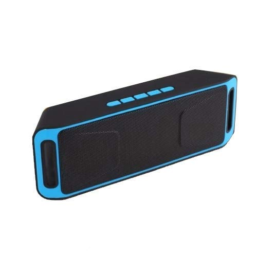 Honey Money Multifunction Mini S-208 Wireless Portable Bluetooth Outdoor House Party, Travelling Speaker for Apple iPhone and Android Smartphones
