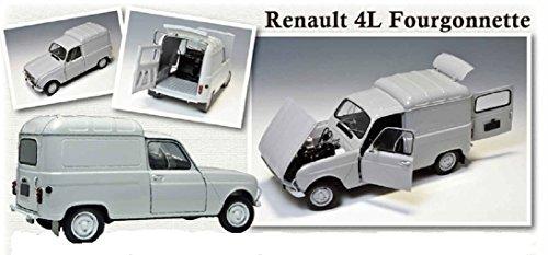 Preisvergleich Produktbild Ebbro 500025003 - 1:24 Renault 4 Fourgonnette