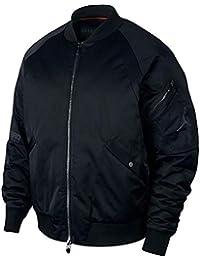 a6c5f9cb Jordan Sportswear J-1 Ow Jacket Men Black