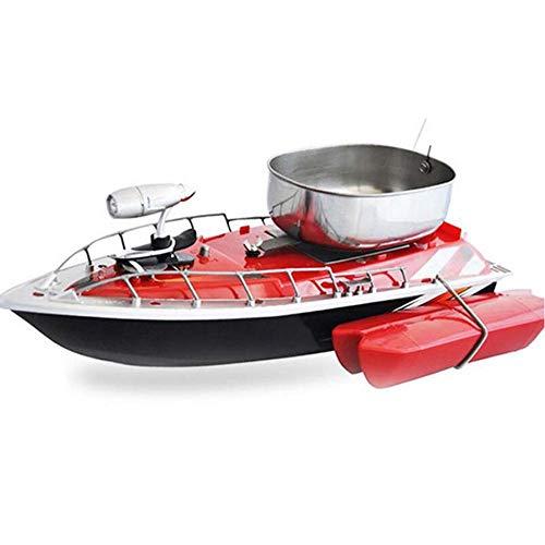 SPFCAR Intelligente drahtlose elektrische rc Fischköder Boot Fernbedienung Fischfinder Schiff Scheinwerfe