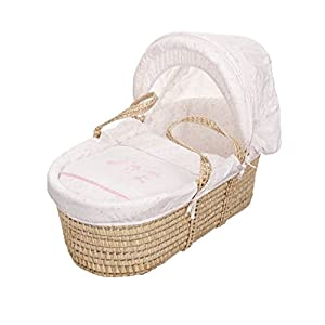 Obaby Hello Little Moses Blankets (Pink)   6