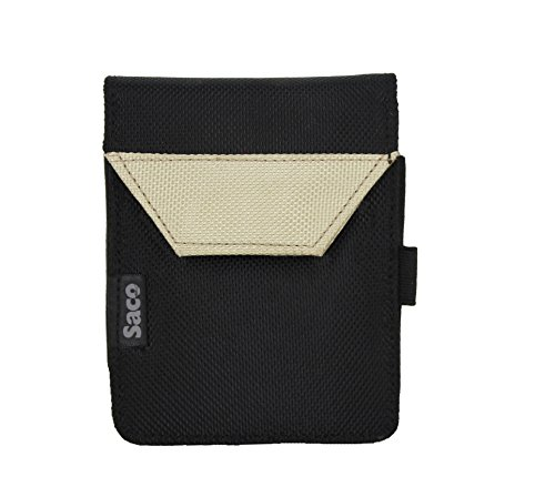 Saco Plug and play External Hard Disk Hard Case Pouch Cover Bag for Sony HD-E1/S 1 TB - (Ivory)  available at amazon for Rs.180