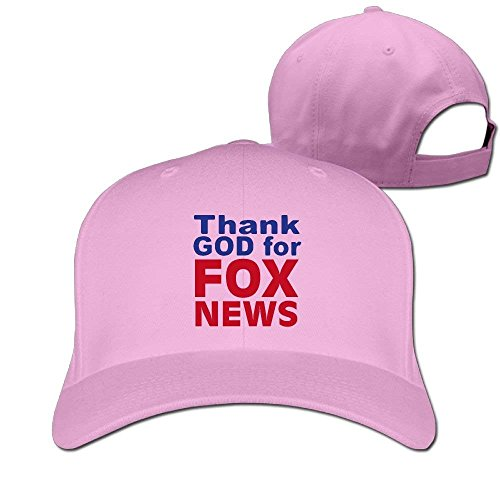 Tboylo Sandwich Peaked Cap 100% Cotton Thank God for Fox News Peaked Baseball Hat New Design Cool Hat