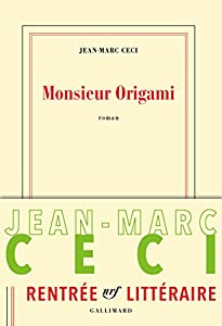 vignette de 'Monsieur Origami (Jean-Marc Ceci)'