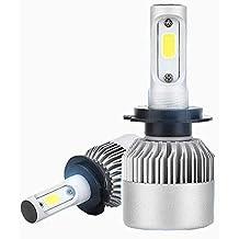 Diesel Auto Zone H7 Led bombillas para faros delanteros Kit de conversión 80 W 8000LM 6000