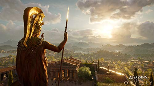Assassin\'s Creed Odyssey + Assassin\'s Creed Origins - [PS4]