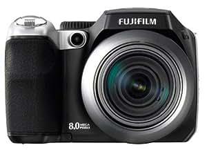 Fujifilm FinePix S8100fd Appareil photo bridge numérique Ecran LCD 2,5 10 MP Zoom optique x18 Noir