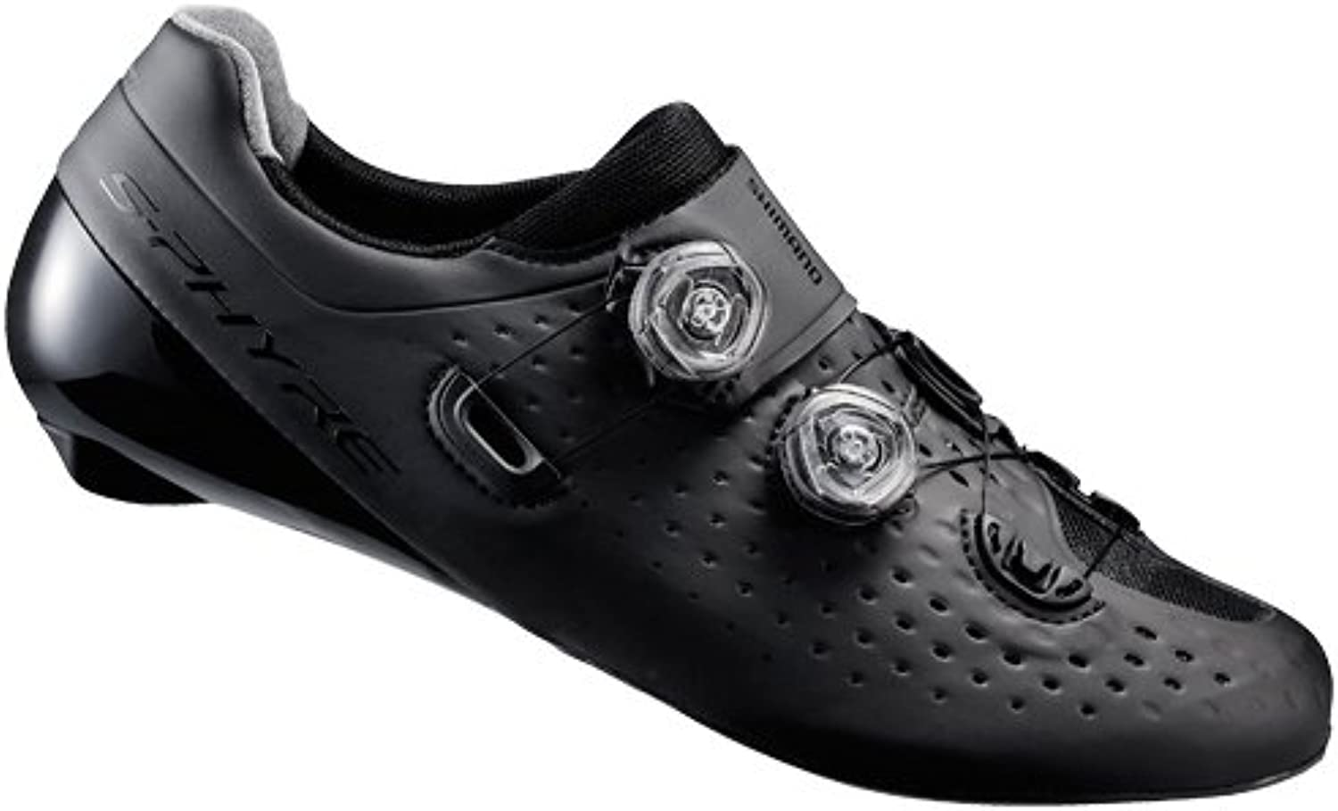 Shimano RC9 s-phyre SPD-SL Wide Fit Shoes negro 41  -