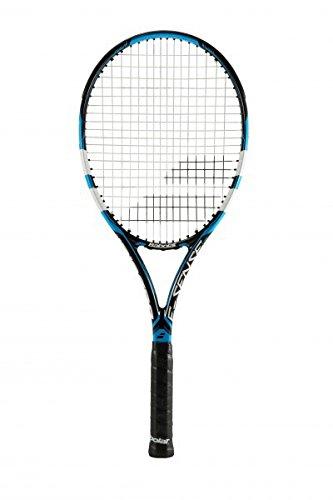 BABOLAT E-Sense Lite Racchetta da Tennis Adulto, Nero/Blu, G3 = 4 3/8