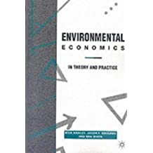 Environmental Economics: Theory and Practice (Macmillan texts in economics) by Nick Hanley (1996-08-28)
