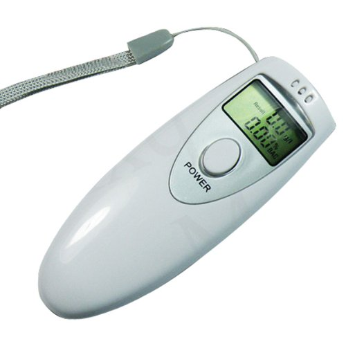 Preisvergleich Produktbild Digital Alkoholtester Analyzer Atem Alkohol Tester (Pocket)
