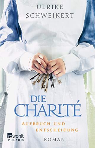 Buchseite und Rezensionen zu 'Die Charité' von Ulrike Schweikert