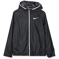 NIKE B Nk Sport Woven Jacket Chaqueta de Deporte, Niños, Black/White/(White), S