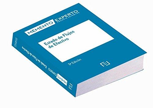 Memento Experto Estado de Flujos de Efectivo (3ª edición)