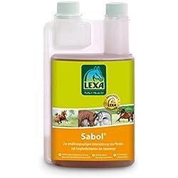 Lexa Sabol® 500 ml - bei Husten, Heustauballergie, Bronchitis und Infektanfälligkeit