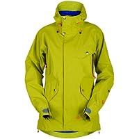 Sweet Protection Ski/snowboard Bekleidung Chiquitita Jacket - Chaqueta de esquí para mujer, color verde, talla S