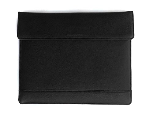 Chalk Factory Leather Sleeve Hard Case Custom Made for ASUS x555lj-xx130d Laptop #PDU, BLACK  available at amazon for Rs.2639