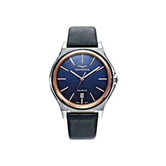 Reloj Suizo Sandoz Hombre 81479-37