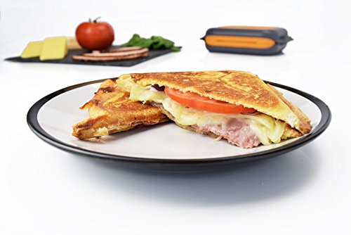 Morphy Richards Microwave Cookware MICO Toasted Sandwich Maker 511647 MICO Microwave Cookware Toastie Maker