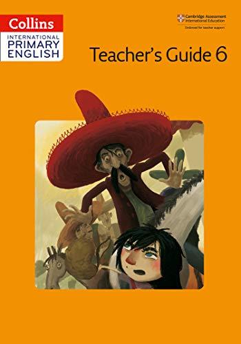 Collins International Primary English Teacher's Book 6