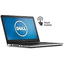Dell Inspiron 5000 Series I5558 Touchscreen 15.6 Inch Laptop Notebook Intel 5th Gen Core I7-5500U 3.0GHz 16GB DDR3 Memory 1TB Hard Drive Webcam Bluetooth USB 3.0 Backlit Keyboard DVD Burner Windows 10