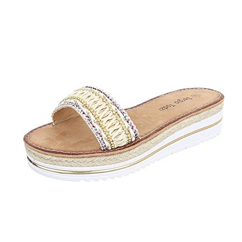 ten Damen-Schuhe Jazz & Modern Moderne Sandalen/Sandaletten Beige, Gr 36, Ls101- (Modern Jazz Kostüme)