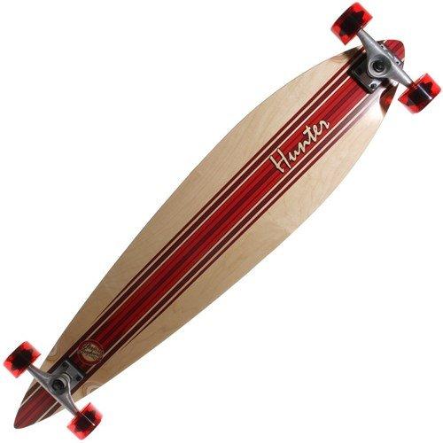 Mindless Hunter III Skateboard, Unisex Kinder M rot -