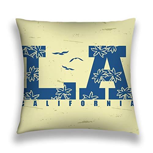 fefgrhy Kissenbezüge Throw Pillow Cushion Cover,Artful Modern Illustration,18
