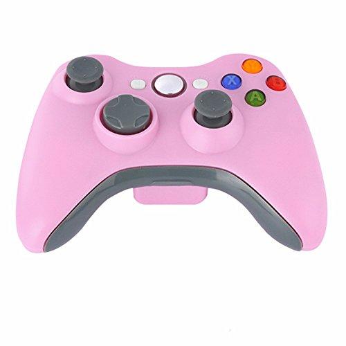 360 Rosa Für Wireless Controller Xbox (honfei 2,4GHz Wireless Controller für Xbox 360SPIELE Joystick für MICROSOFT Game Gamepad für Xbox360Controle Computer)