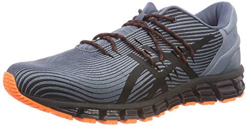 ASICS Gel-Quantum 360 4, Chaussures de Running Homme, Multicolore (Ironclad/Black 021), 42 EU