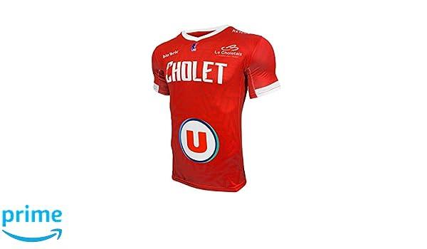 Cholet Maillot Officiel Domicile 2019-2020 Basketball Mixte