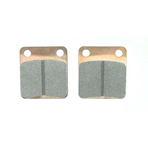 Preisvergleich Produktbild MetalGear Bremsbelagsatz vorne R / hinten Daelim Otello 125 DLX 2000