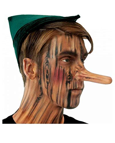 Pinocchio / naso Gutenberg