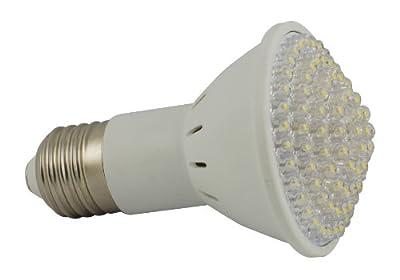 LED Lampe Leuchte Strahler E27 4,7W 94 LEDs 230V Warmweiß 400 Lumen von Goliath bei Lampenhans.de