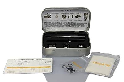 Aspire Triton RTA System - Selbstwickler Set von Aspire von Aspire