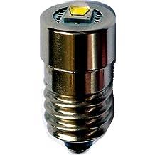 UpLED MES E10 Cree LED Upgrade Bulb Birne für Petzl Stirnlampe Head Torches, Zoom, Duo etc. 130 Lumen 1w 2v-9v