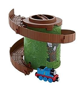 Thomas & Friends Take-N-Play Paquete de Pista en Espiral Verde con Thomas
