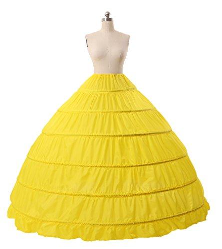 beautelicate-sottogonna-modellanti-donna-yellow-taglia-unica