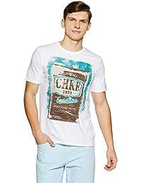 Cherokee Men's Printed Regular Fit