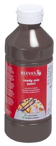 Reeves Ready Mix Paint, 500 ml - Metallic