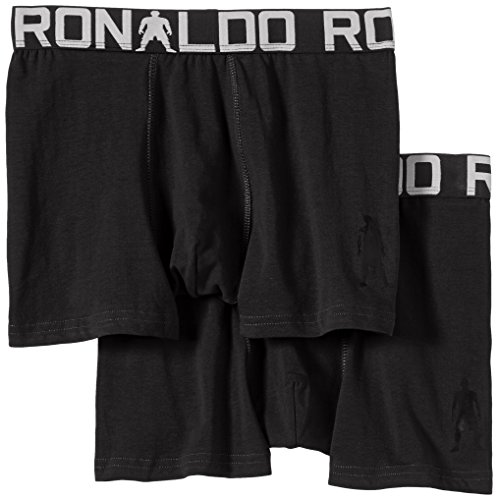 CR7 Cristiano Ronaldo BOYS Boxershorts Jungen 2-Pack (CR7-8400-5100-451-146/152)