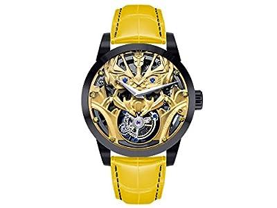Memorigin Transformers Series Bumblebee Limited Edition Tourbillon Watch