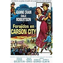 Coverbild: Forajidos en Carson City