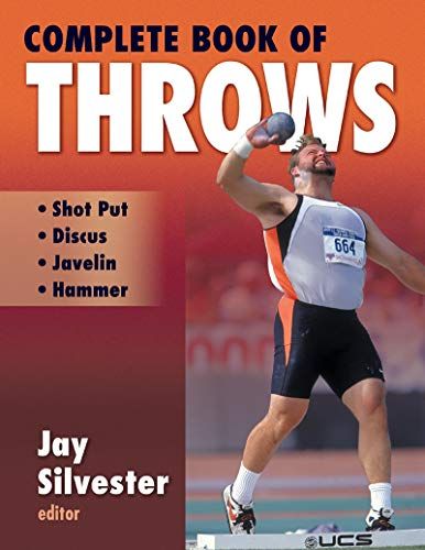 Complete Book of Throws por Jay Silvester