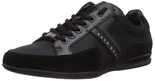 Boss Green Spacit Uomo Sneaker Nero, Schwarz, 46
