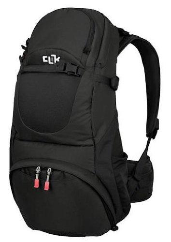 clik-elite-venture-30-outdoor-fotorucksack-fur-pro-body-slr-kamera-tripod-schwarz