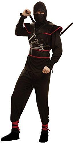 My Other Me - Disfraz de ninja killer para hombre, M-L (Viving Costumes 202066)