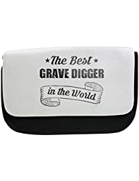 La mejor Grave Digger en el mundo estuche, maquillaje bolsa, Multibag