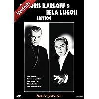 Die Bela Lugosi & Boris Karloff Edition